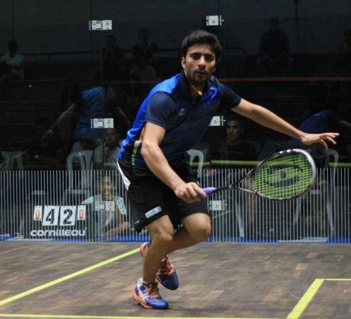 Let's help former Asian junior Champion Ravi Dixit fulfill India's squash dream