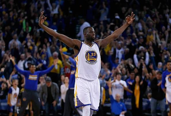 The rise and rise of Draymond Green