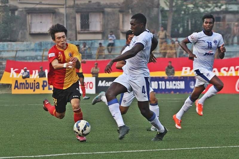Sunil Chhetri, Bengaluru FC give East Bengal the blues, beat them 1-0 in the I-League