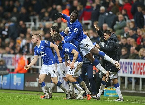 Everton most exciting Premier League 2015-16