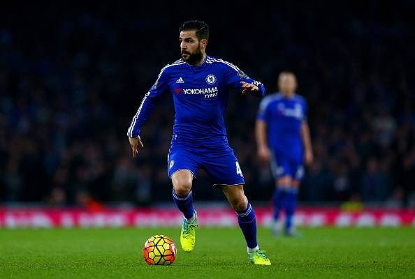 Stats: Top 10 passers in the Premier League - Cesc Fabregas leads the list