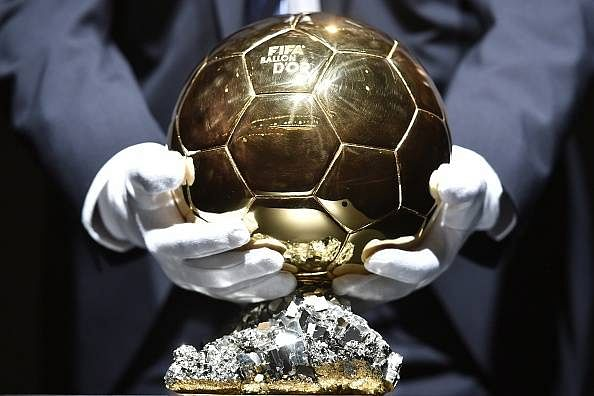 ballon d'or - photo #42