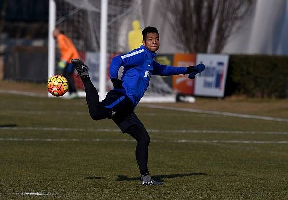 Colombian midfielder Fredy Guarin joins Chinese Super League side Shanghai Greenland