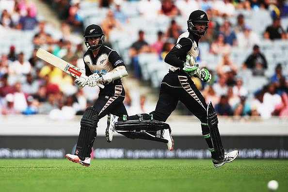 Stats: NZ vs Pak 2nd T20I - World Record Partnership between Williamson and Guptill brings Pakistan's rare defeat