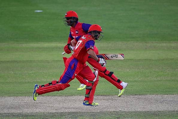 MCL 2016, Match 4: Gemini Arabians canter to comfortable eight-wicket win over Leo Lions