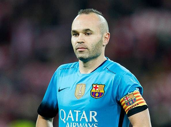 Spain coach Vicente Del Bosque backs midfielder Andres Iniesta to fire at Euro 2016