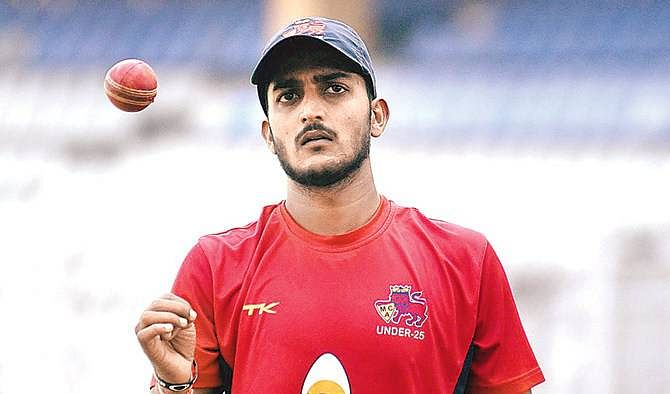 BCCI forgets to disallow banned suspect action bowler from playing B division match