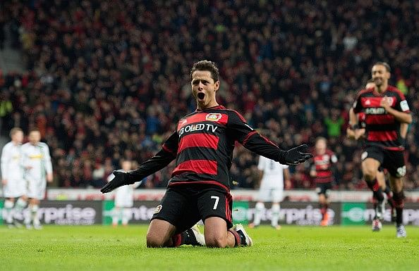 Bayer Leverkusen's Javier Hernandez is not for sale, insists sporting director Rudi Voller