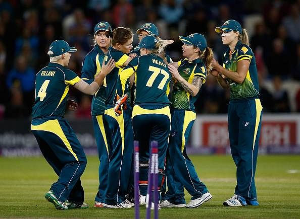 Jess Jonassen appointed captain of the Governor-General's XI against India Women