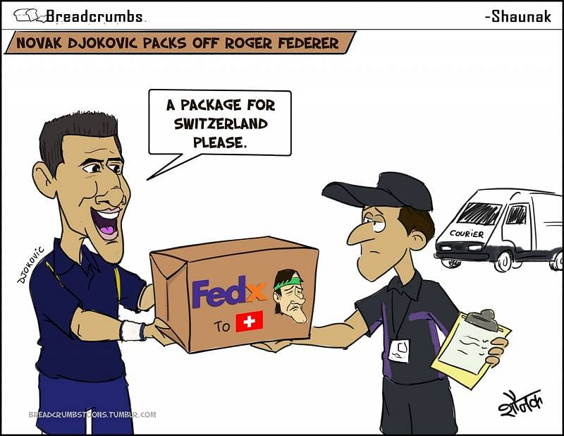 Comic: Xpress Delivery