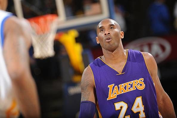 Kobe Bryant will not participate in Rio 2016