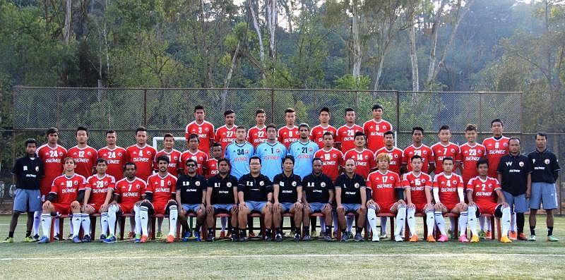 I-League: Shillong Lajong FC announce squad for 2015/16