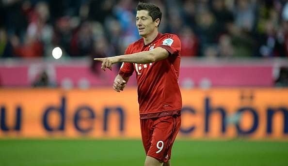 Robert Lewandowski fails to rule out a move away from Bayern Munich