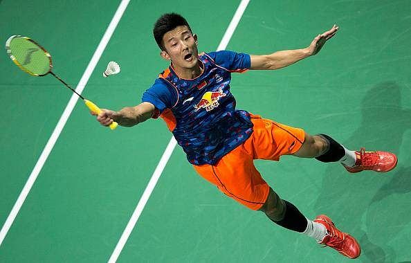 Chen Long ranks first in BWF Olympic qualification