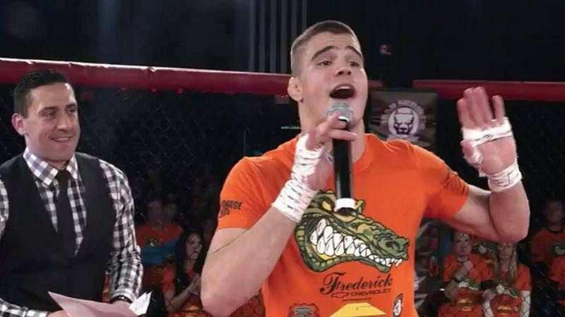 Mickey Gall remains confident about his chances to fight, and beat CM Punk