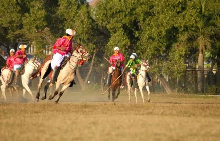 Manipur will be celebrating statehood with women's Polo tournament