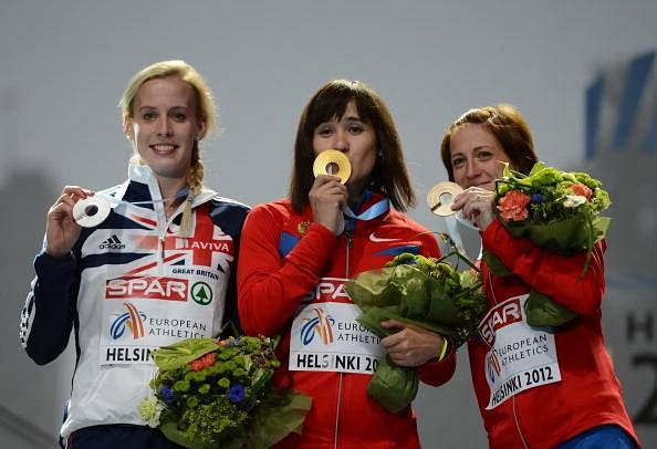 Russian Olympic Committee bans four athletes for doping