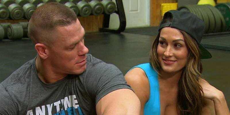 Who is John Cena dating John Cena girlfriend wife