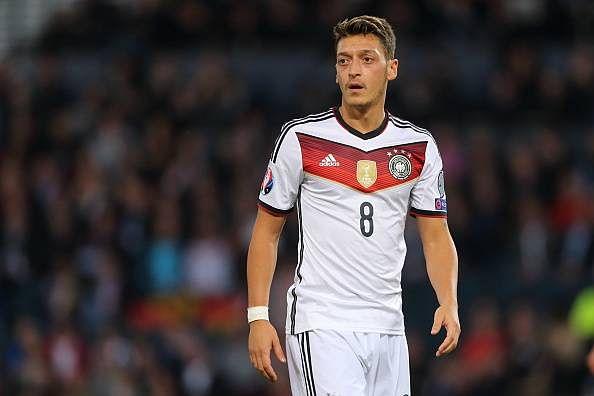 Image result for Mesut Ozil Germany