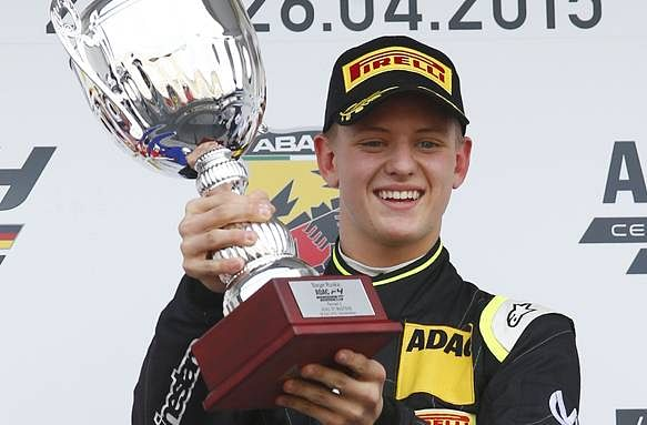 Mick Schumacher to make international racing debut in India