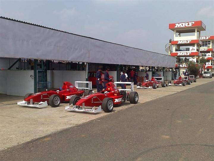 Brazilian Pietro Fittipaldi clinches MRF International Challenge series title