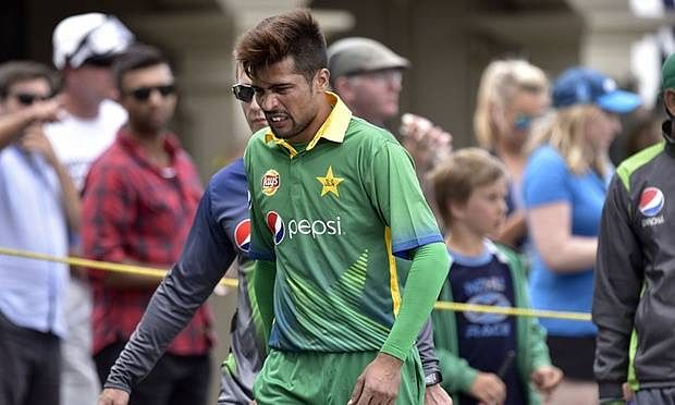 New Zealand Cricket apologise to Pakistan after Mohammad Amir was mocked by a cash-till sound