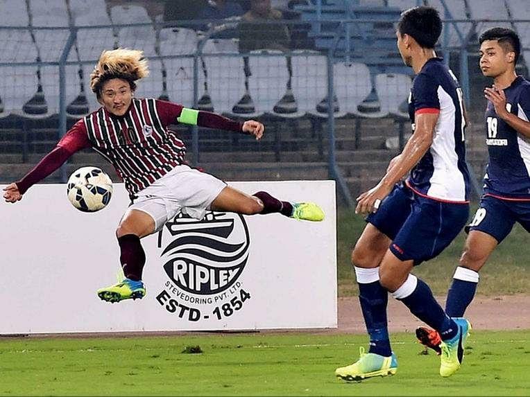 Mohun Bagan 3-1 Tampine Rovers: Match Report