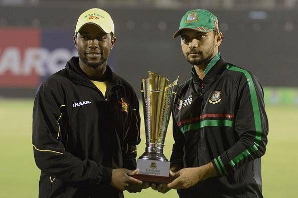 Mashrafe Mortaza feels Bangladesh team needs some improvements ahead of the World T20