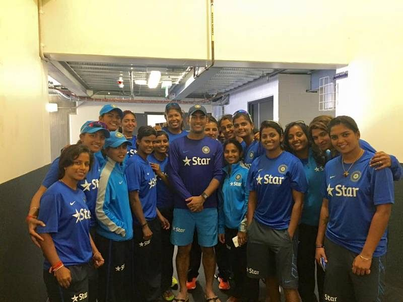 R Sridhar lauds encouragement from Dhoni and Kohli for the success of Women's team