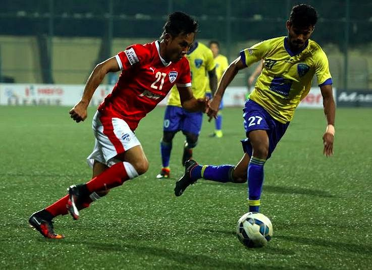 Match Report: Mumbai FC vs Bengaluru FC - Blues fall to first defeat of the season in Mumbai