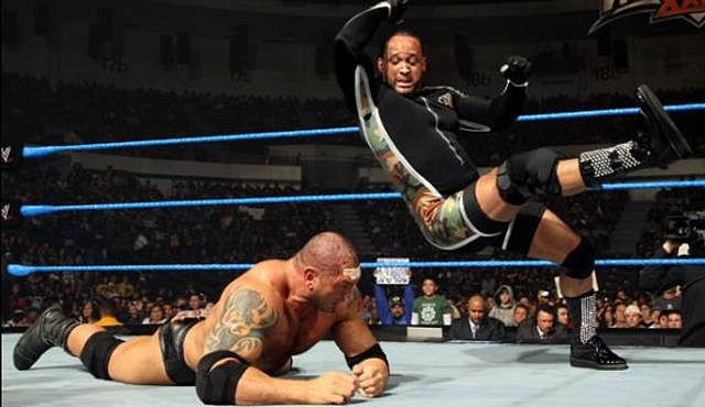MVP Talks Batista Being A Selfless Champion Changing A Finish To Benefit Him
