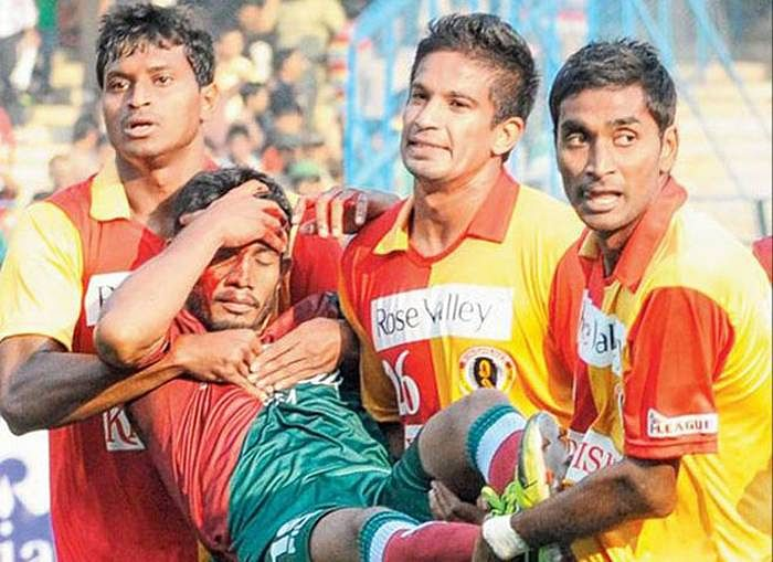 I-League: Mohun Bagan face East Bengal in a high-voltage derby