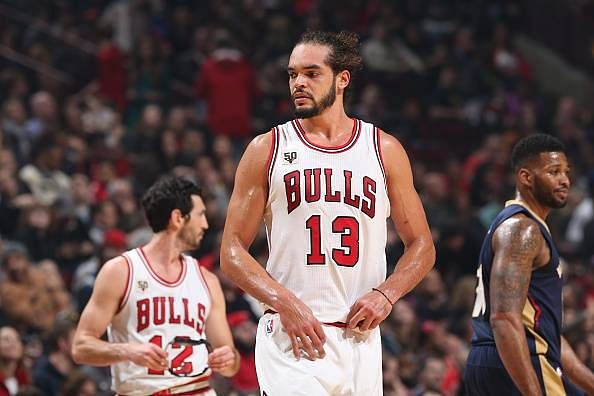 Joakim Noah - Once the identity of the team, now might be looking for a new home