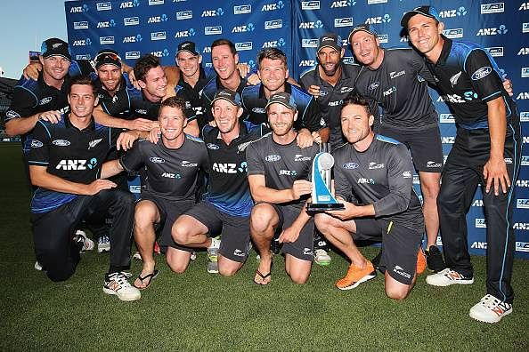 New Zealand seal ODI series by winning the 3rd ODI against Pakistan