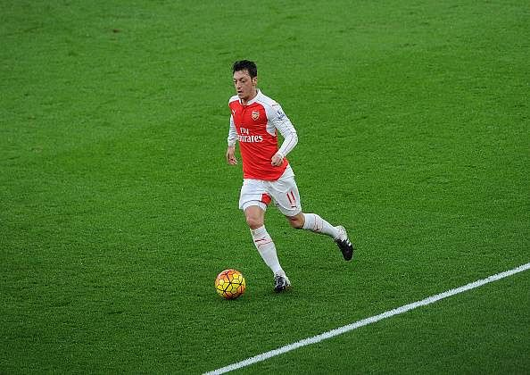 Stats: Europe's top assist-providers; Arsenal's Mesut Ozil unsurprisingly on top