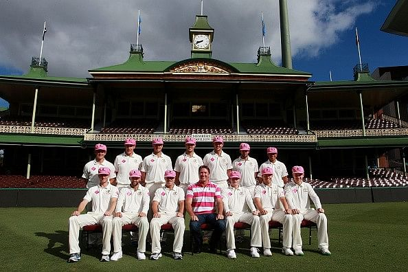 Australia and West Indies to raise funds for the McGrath foundation