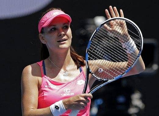 Australian Open: Women's quarter-finals - Day 1 report