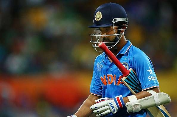 The Ajinkya Rahane conundrum; Where does he fit in now?
