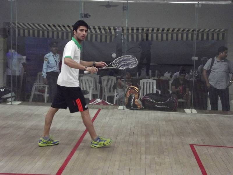 Squash player Ravi Dixit explains remarks about selling kidneys