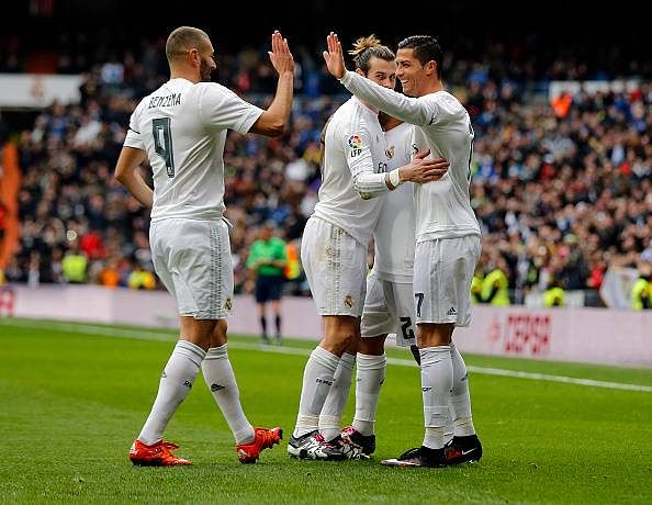 Real Madrid to soon announce record-breaking £1 billion kit deal with Adidas
