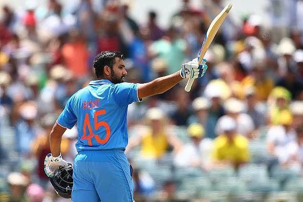 Stats: Rohit Sharma scores fifth-highest ODI score in Australia