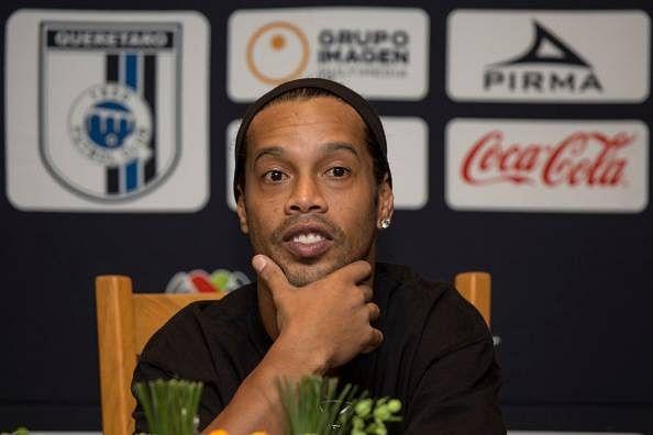 Ronaldinho believes Jurgen Klopp is one of the best coaches in the world
