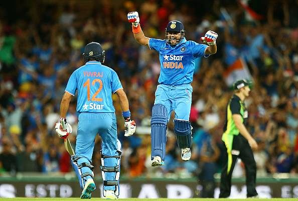 Stats: India register seventh-highest run chase in T20Is
