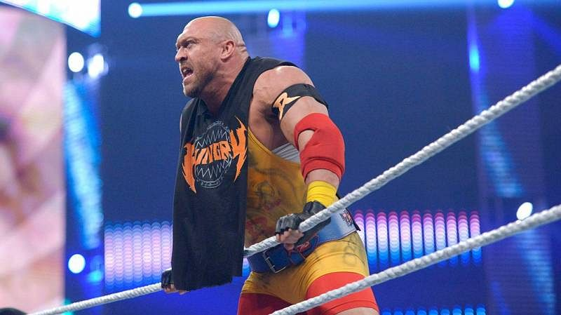 Ryback talks about his Wrestlemania 32 plan
