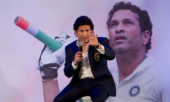 Sachin Tendulkar urges young cricketers to stop imitating flashy T20 shots