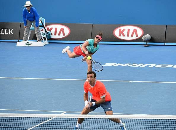 Sania Mirza-Ivan Dodig through to the quarterfinals of Australian Open