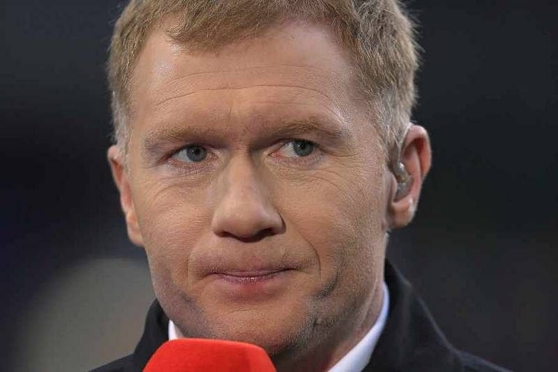 'Boring' is all that Paul Scholes had to say about Manchester United's third round FA Cup performance