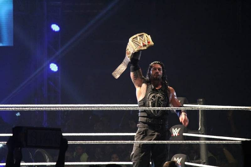 WWE Live event India exclusive photos - 15/01/2016
