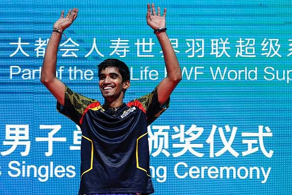 Kidambi Srikanth wins his maiden Syed Modi Grand Prix Gold title
