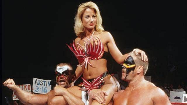 Is this WWE Hall of Famer finally turning to a career in adult films?